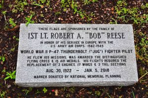Reese Flag Plaque